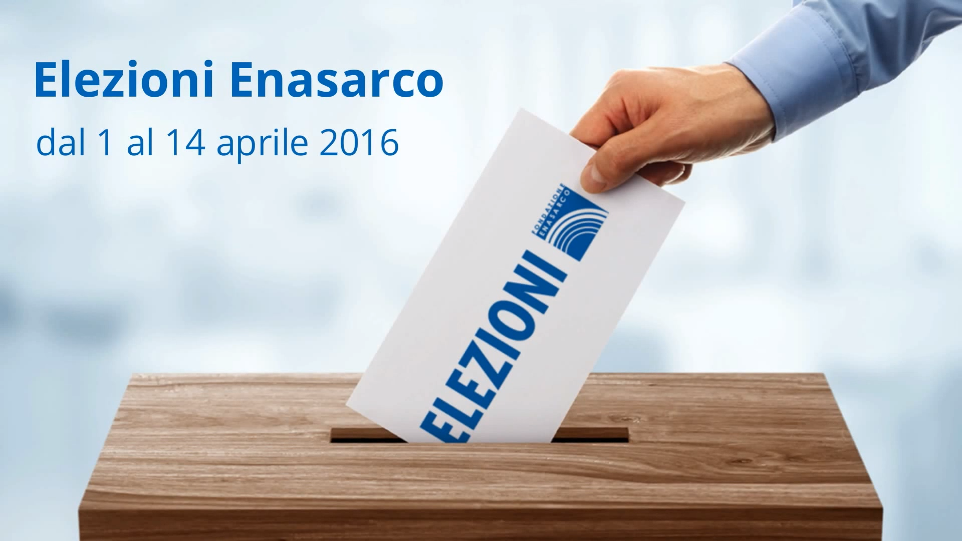 Video - Elezioni Enasarco 2016 - Come si vota